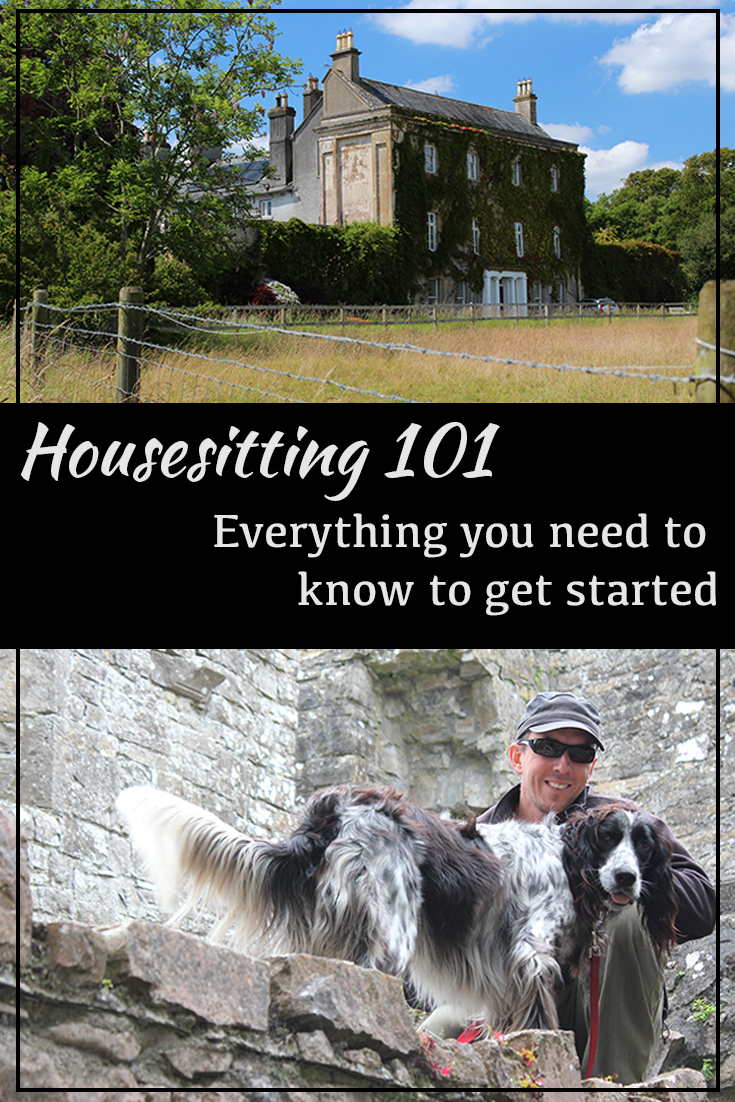 Housesitting 101 Pinterest