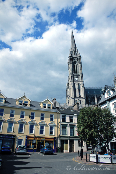 Cathedral in Cobh, Ireland