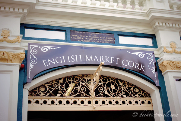 English Market - Cork, Ireland