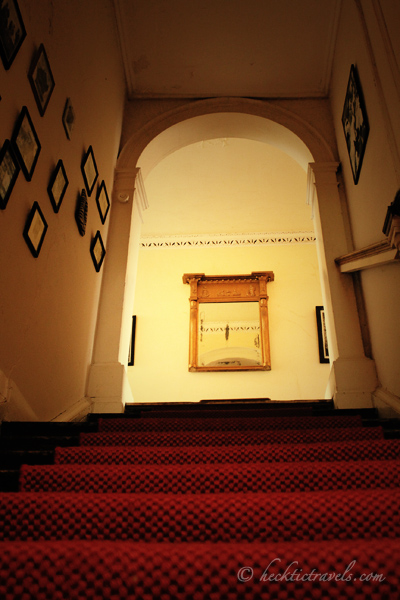 The Red Stairwell