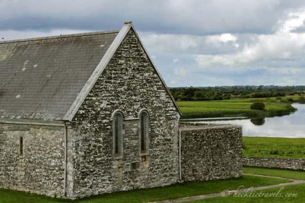Clonmacnoise, Ireland