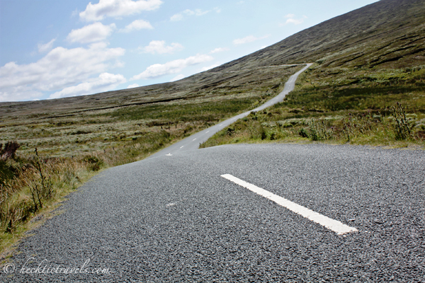 County Wicklow Open Road