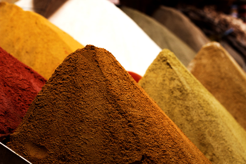 Spices, Marrakech