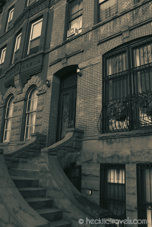 Brownstones of Harlem