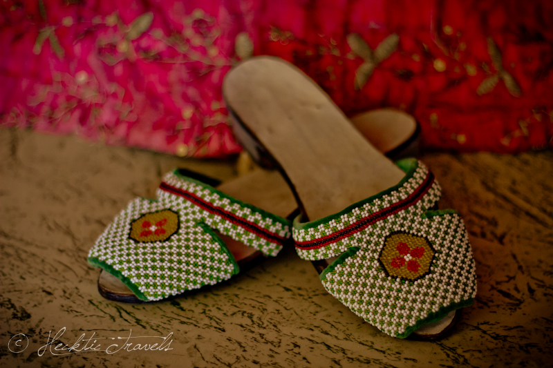 Shoes - Traditional Turkish House