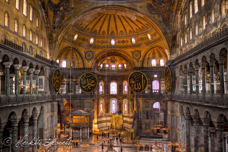 Hagia Sophia 3