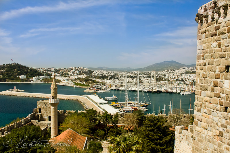 The Port - Bodrum, Turkey