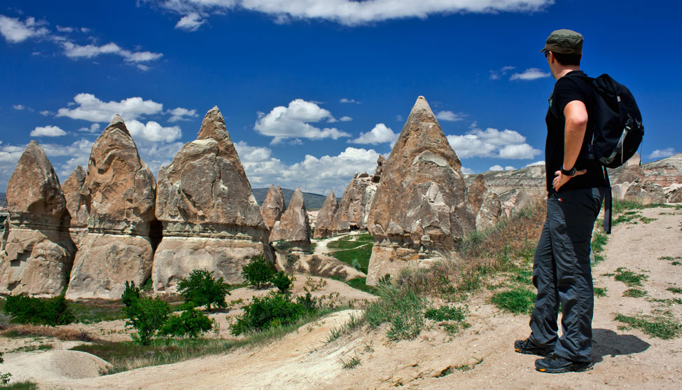 Strapping our Boots on in Cappadocia thumbnail