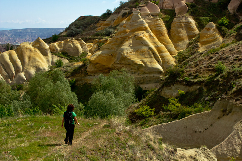 Hiking Cappadocia