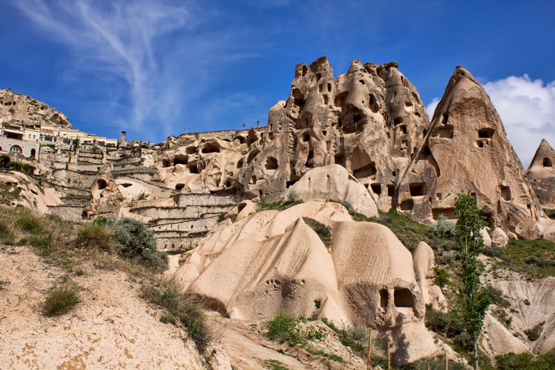 Cappadocia caves