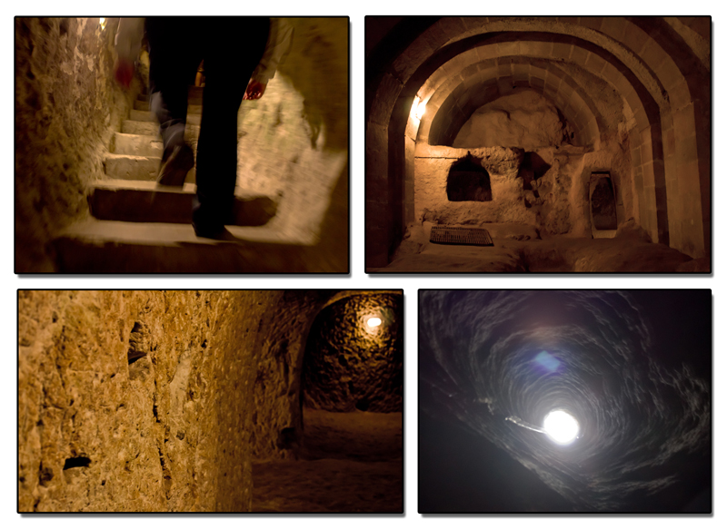 Cappadocia underground city
