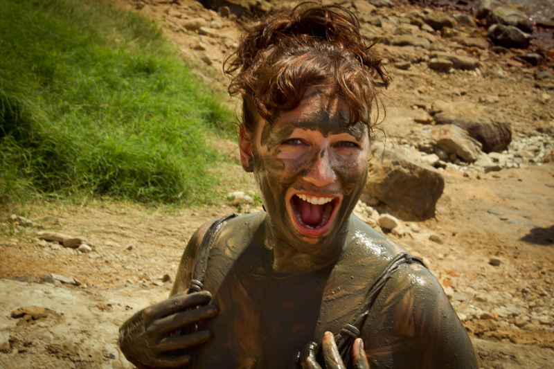 Dead Sea mud - Dalene