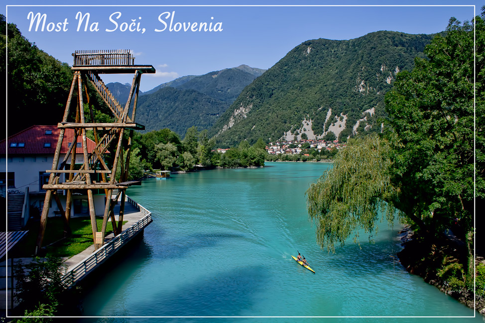 Most-Na-Soci-Slovenia