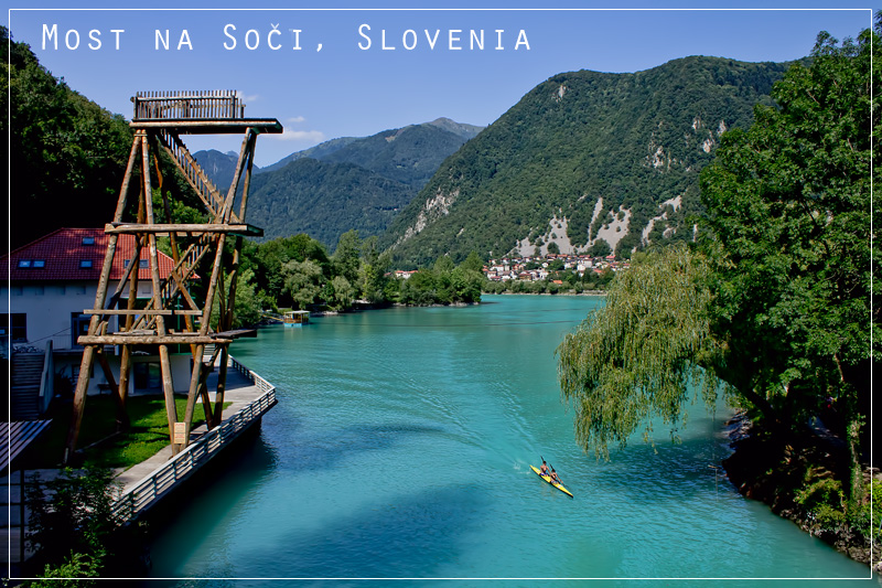 Most na Soci, Slovenia