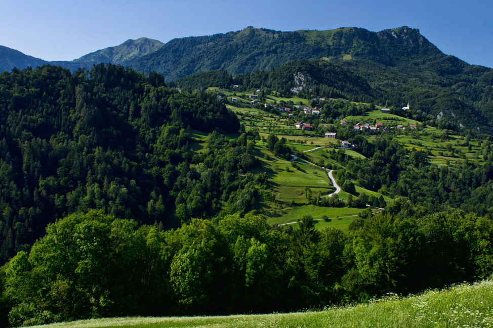 Slovenian-Countryside