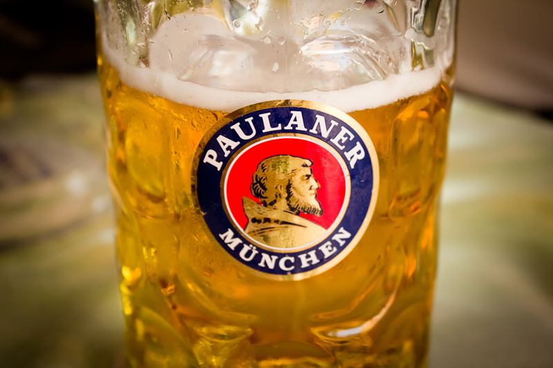 Munich Beer Culture Paulaner
