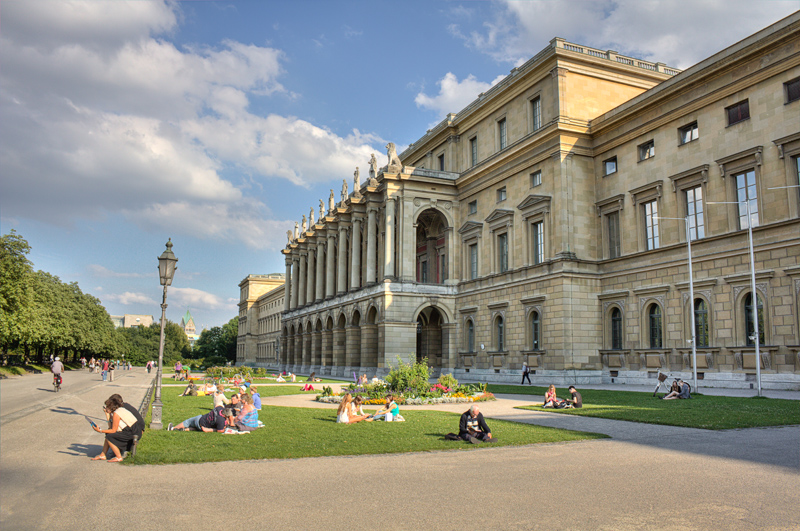Munich Hofgarten