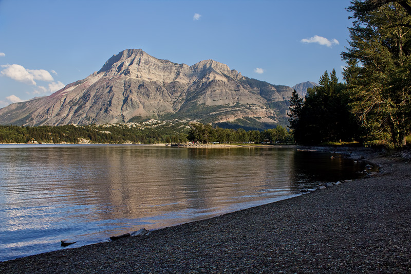 Waterton Lake Alberta