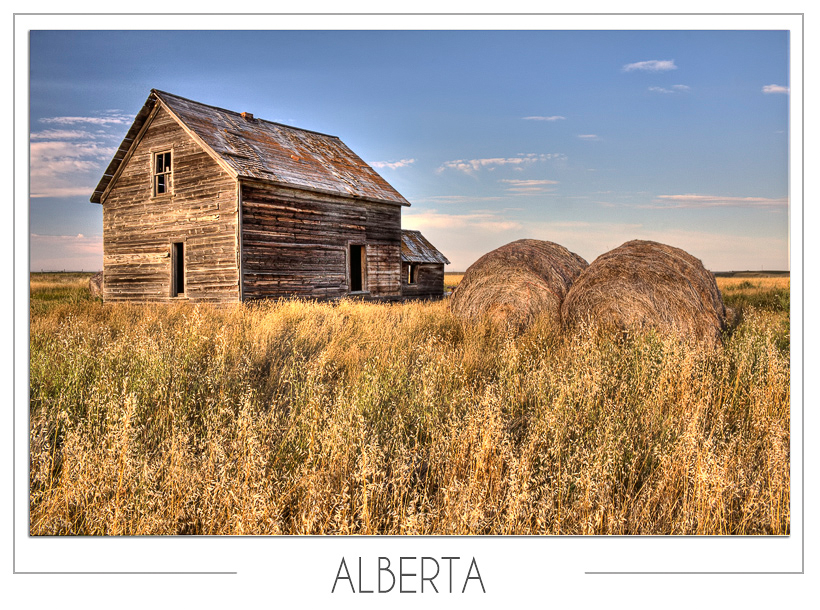 Alberta Farmhouse