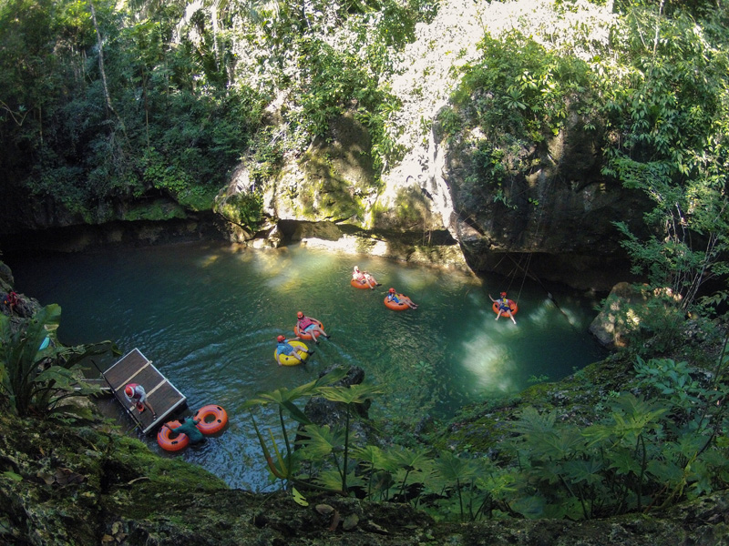Cave Tubing In Belize Hecktic Travels