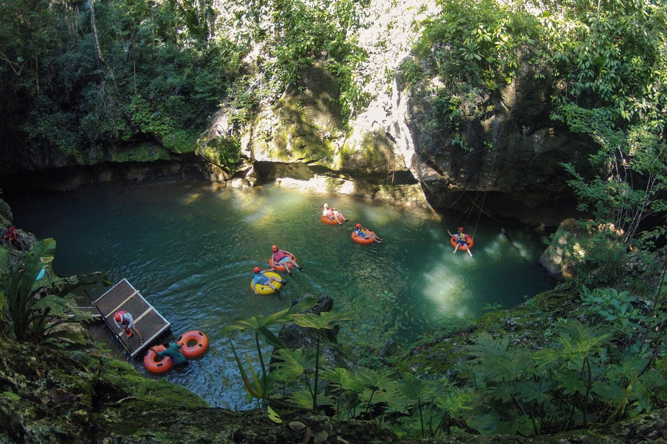 Cave Tubing Belize