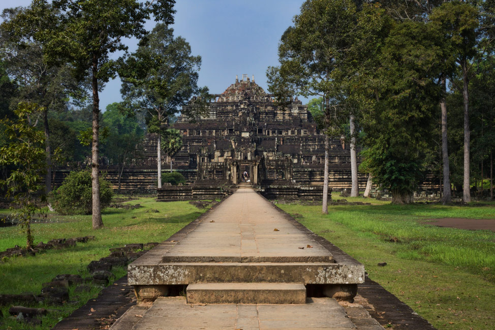 Royal Palace - Angkor Thom