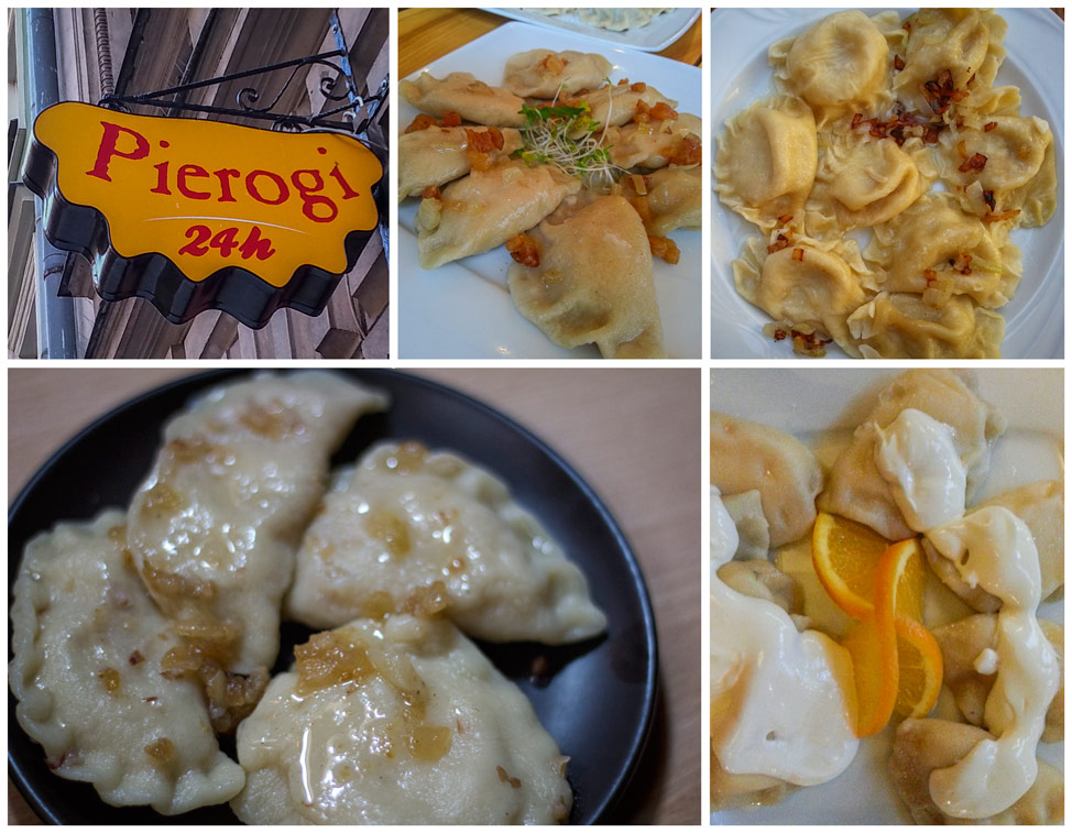 Making Authentic Polish Pierogi