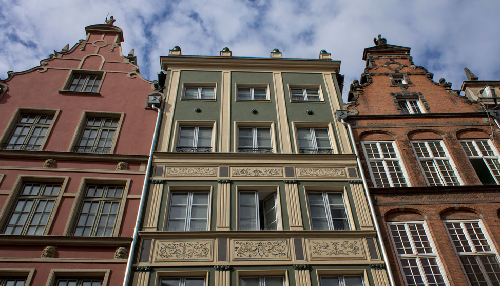 The Facade of Gdańsk thumbnail