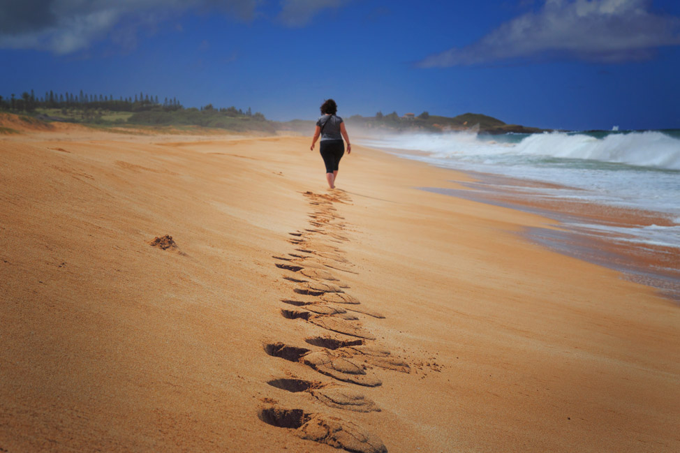 Molokai Beach Trails
