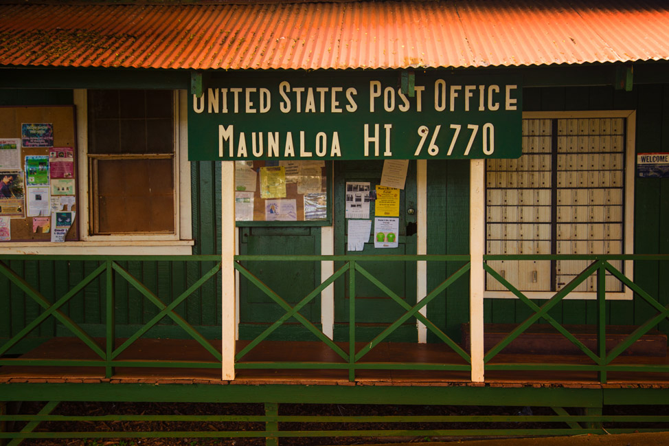 Molokai Post Office
