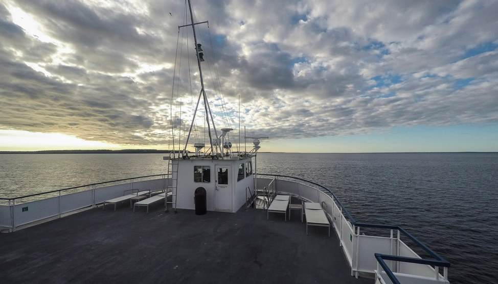 For Adventurers: A Great Lakes Cruise thumbnail