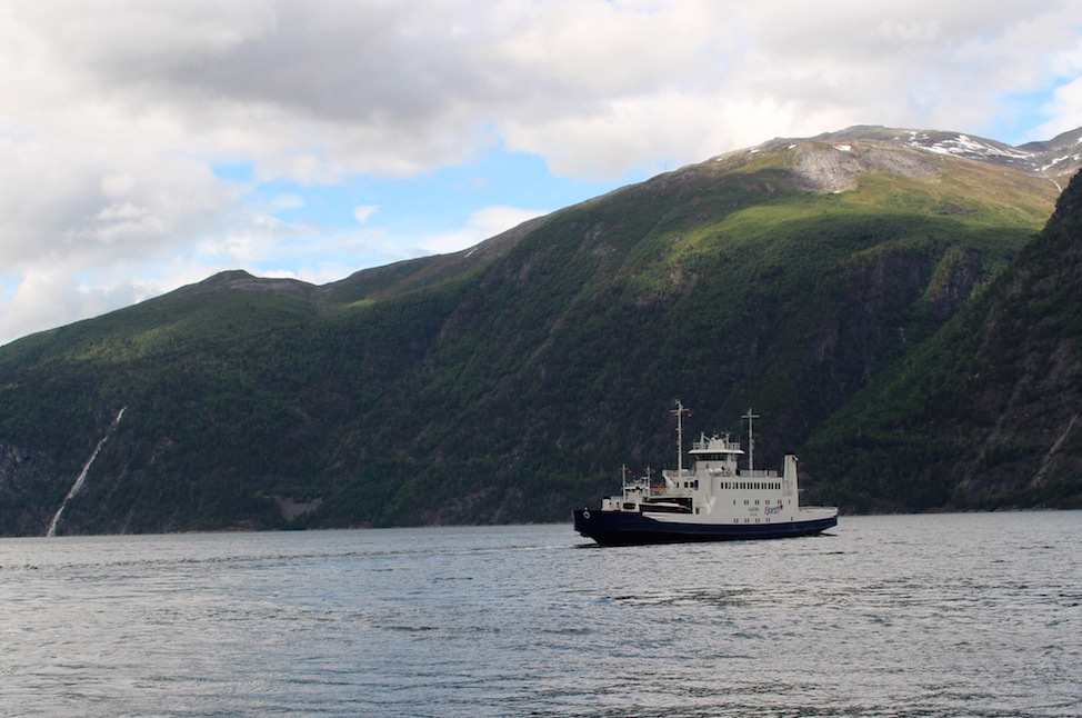 Fjord Ferry