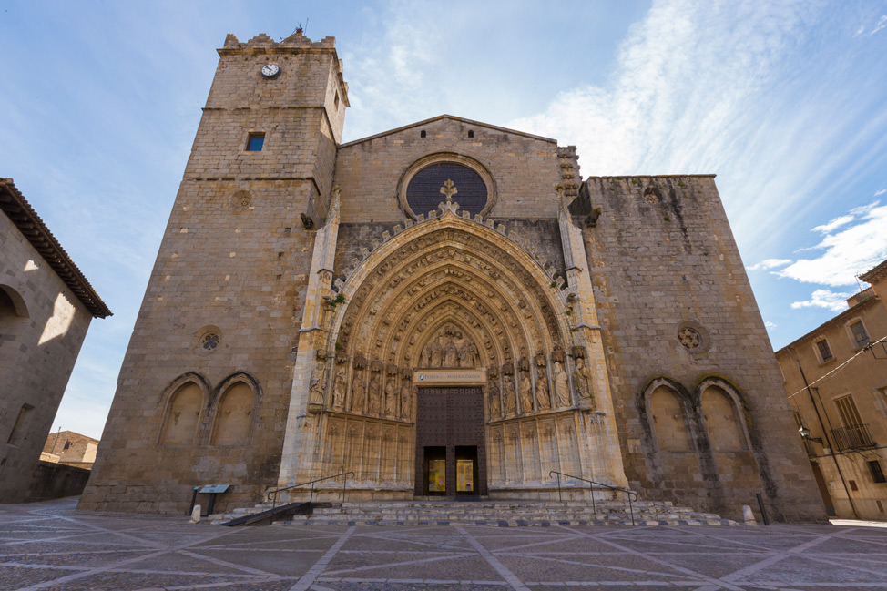 Castelló d'Empúries Cathedral
