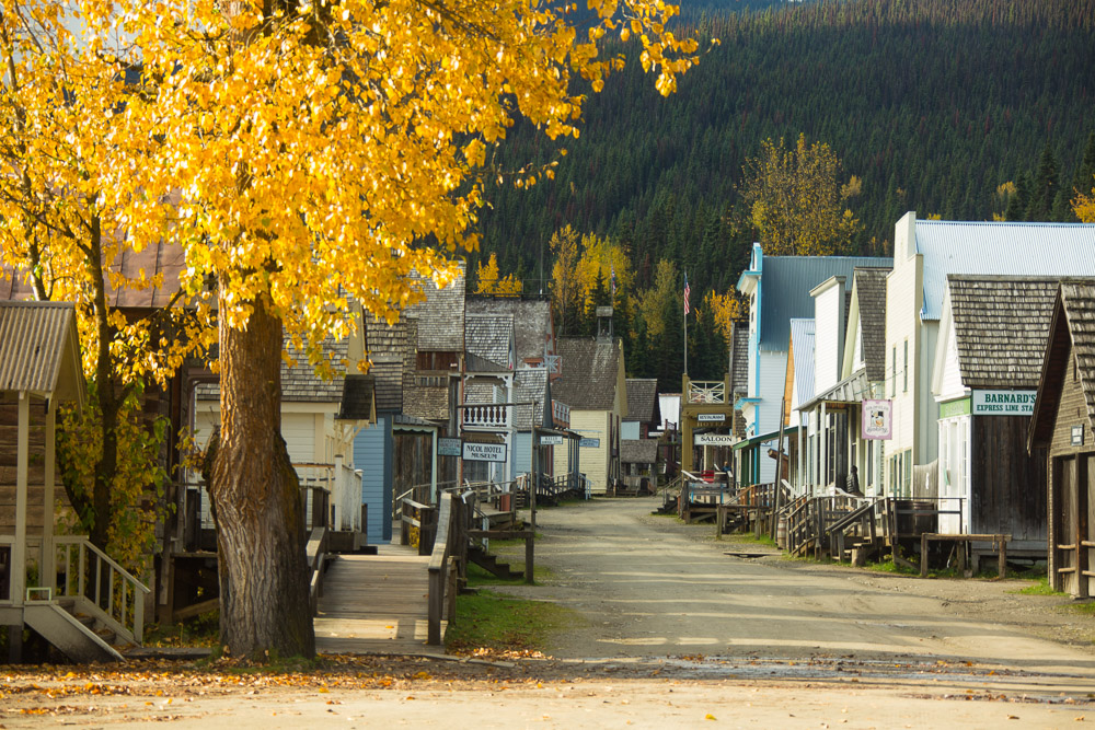 Gold Rush - Barkerville, BC