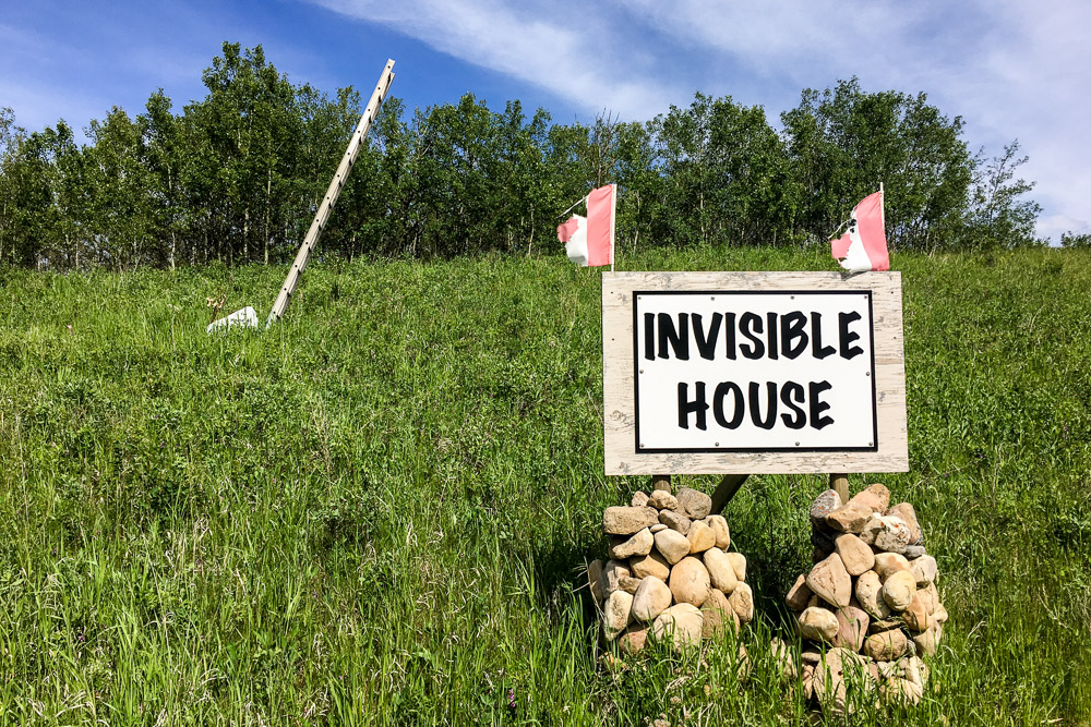 Invisible-House