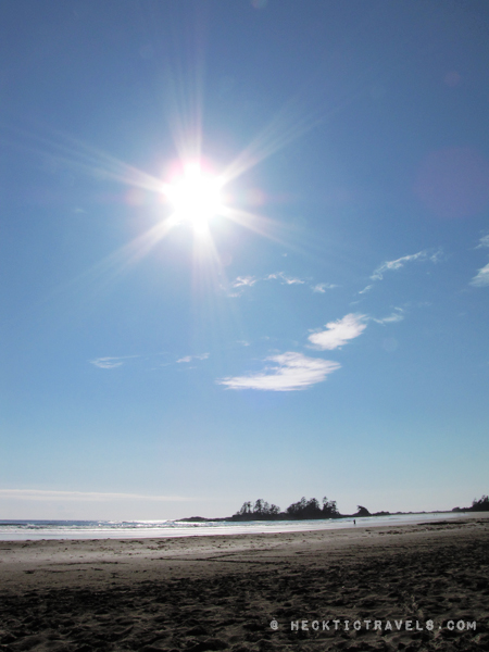 Vancouver Island - Chesterman Beach