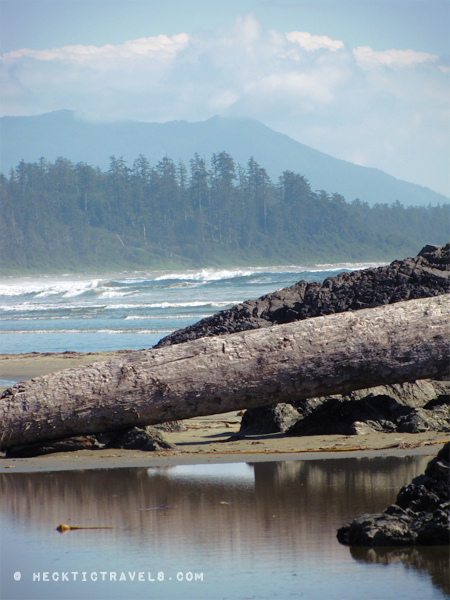 Vancouver Island - Long Beach