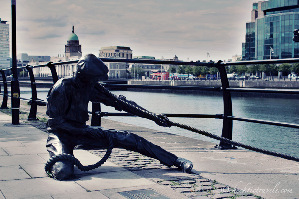Dublin Pier