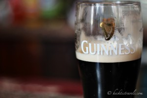 Delicious Guinness in Ireland
