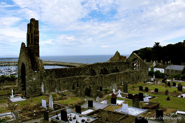 St. Mary's Abbey - Howth, Ireland