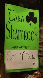 Poster in Trim, Ireland