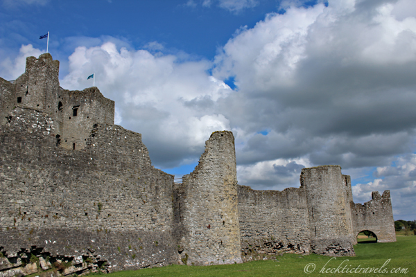 The Fortress at Trim Castle