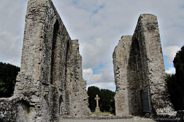 Newton Abbey Trim, Ireland