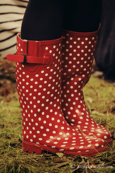 Love these Wellies