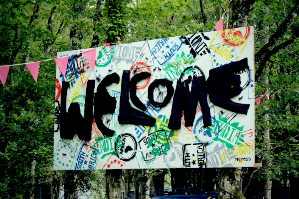 Castlepalooza Welcome
