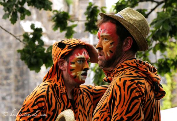 Tigers, grrrrr!