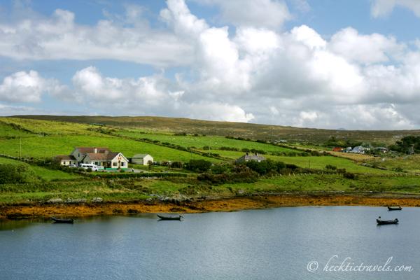 Connemara inlet