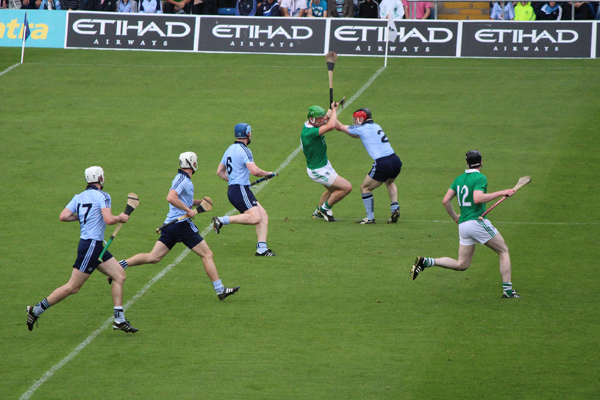 Hurling Action