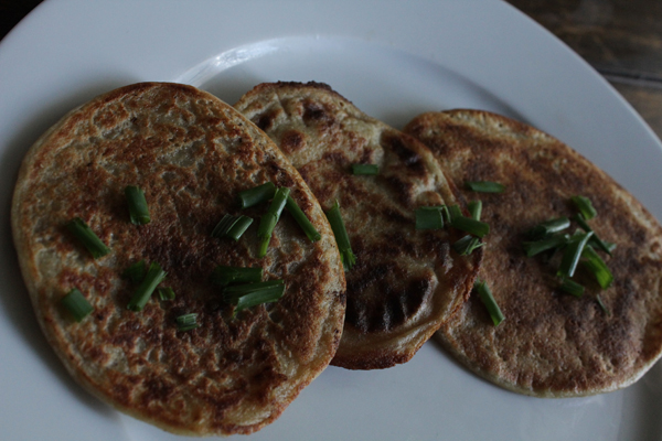 Irish Food - Boxty Potato Pancakes