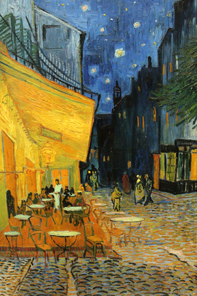 Van Gogh at Kroller Muller